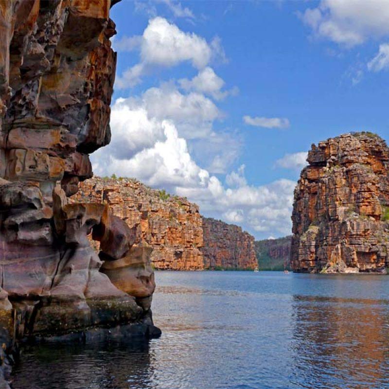 CORAL ADVENTURER Kimberley cruises King George Falls