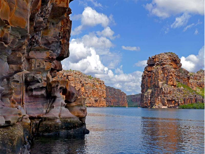 CORAL ADVENTURER Kimberley cruises King George Falls