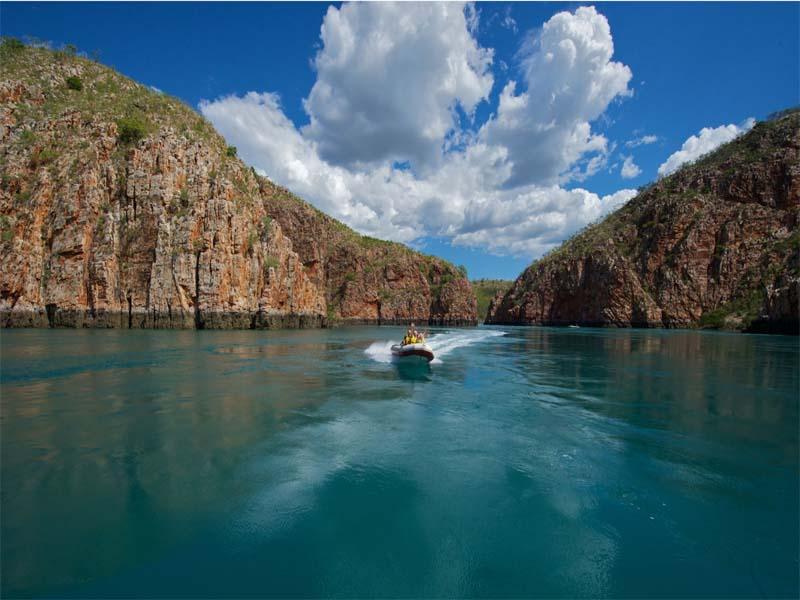 CORAL ADVENTURER Kimberley cruises tender