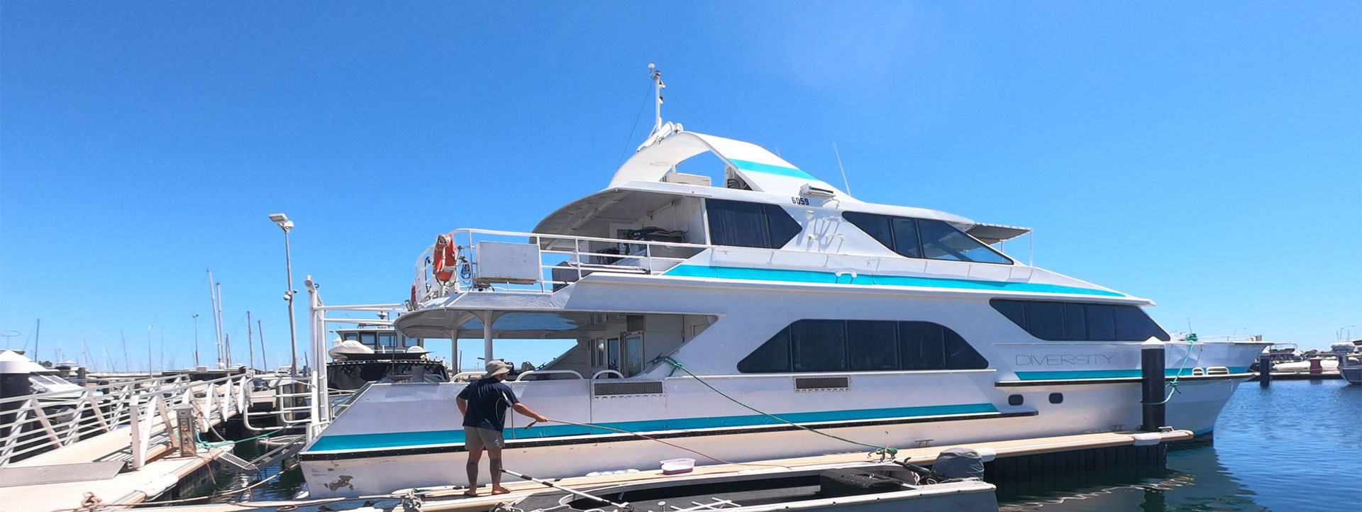 DIVERSITY-II-Kimberley-cruises-side-profile