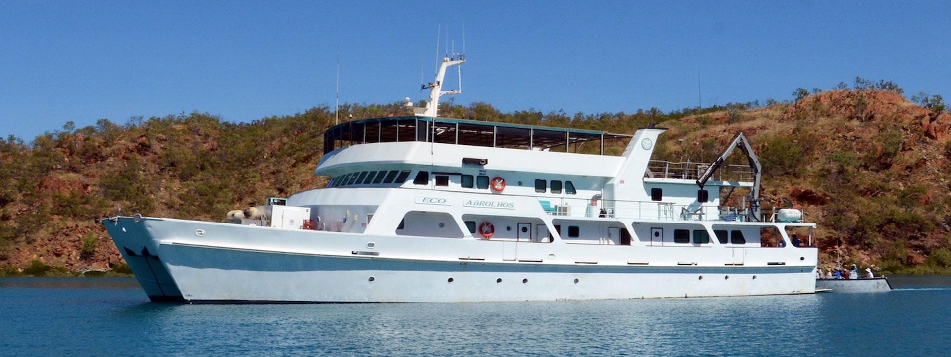 ECO-ABROLHOS-Kimberley-cruise-side-profile-image
