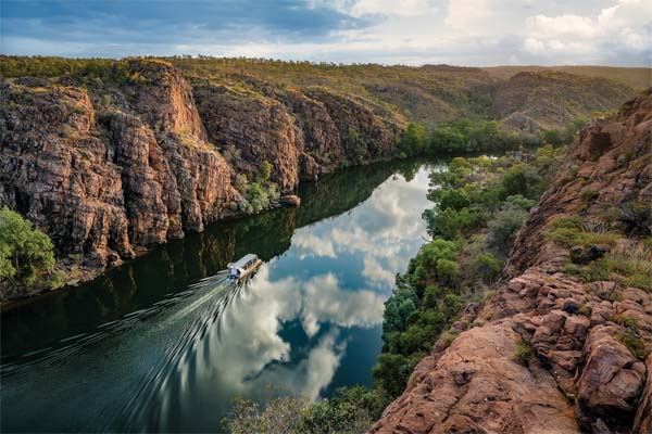 GHAN Katherine boat tour