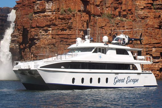 GREAT-ESCAPE-Kimberley-cruise-vessel
