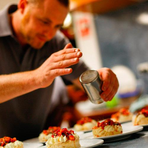 Great Escape Chef-Jason-Kimberley cruises