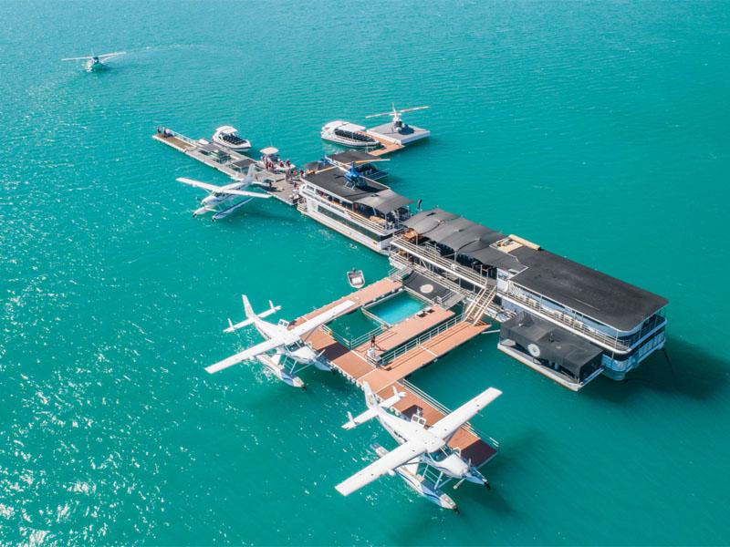 HORIZONTAL FALLS SEAPLANE FLIGHTS aerial planes boats pontoon