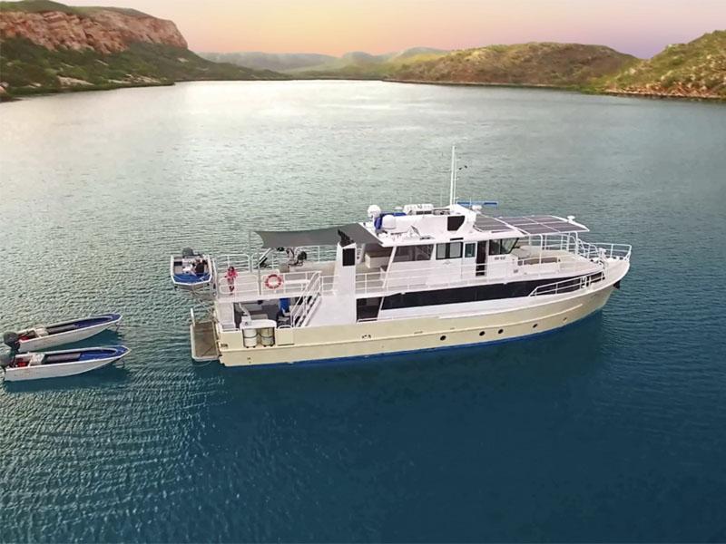 KIMBERLEY-PEARL-Kimberley-cruise-aerial