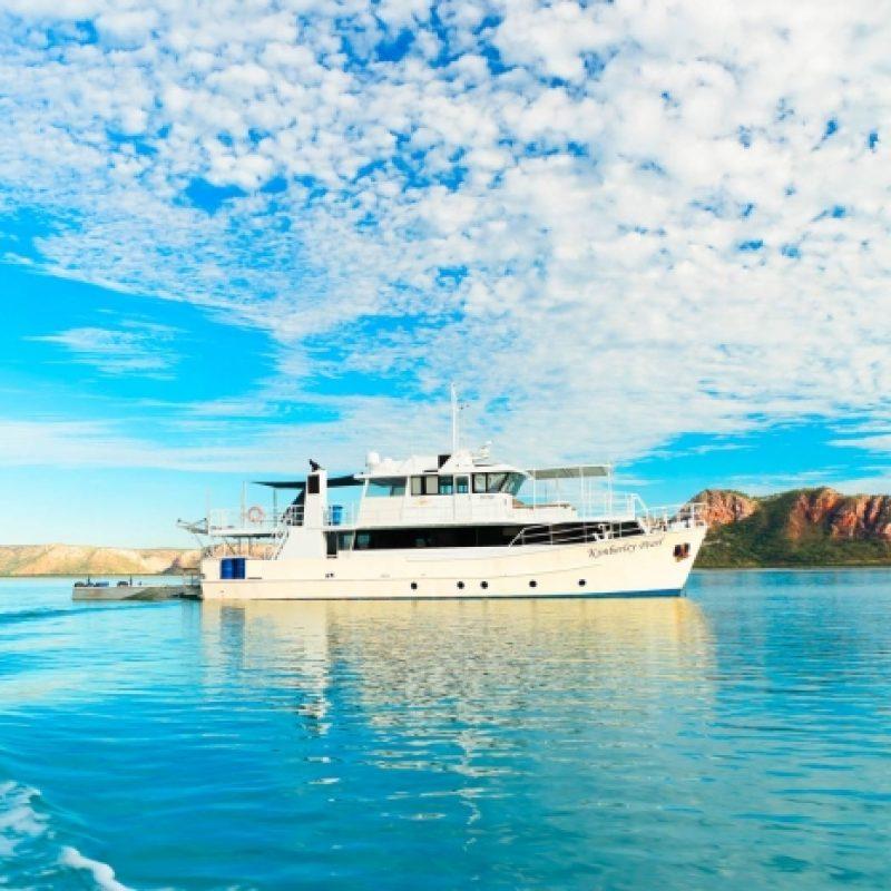 KIMBERLEY PEARL cruise dates