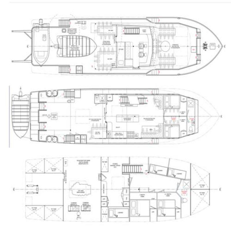 KIMBERLEY PEARL deck plans thumb