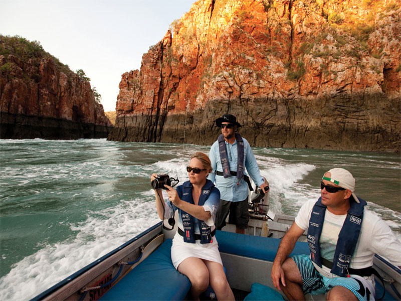 KIMBERLEY QUEST river cruise Kimberley