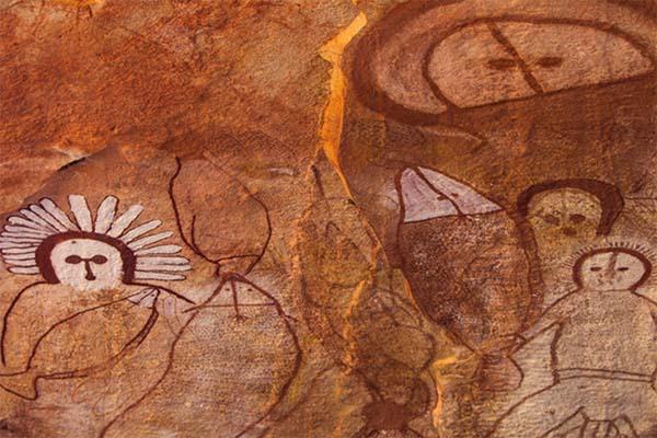 Kimberley cave art