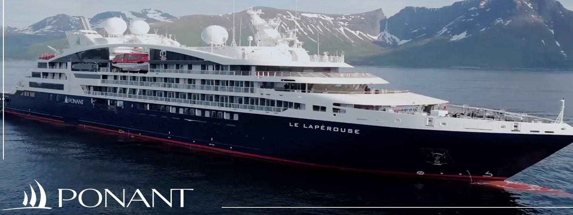 LE LAPEROUSE cruise ship side profile hero