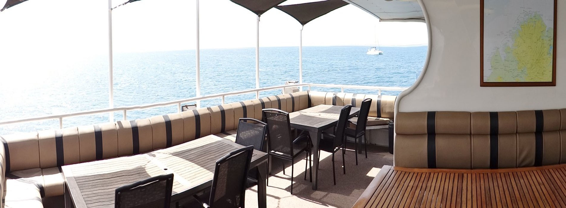 ODYSSEY-boat-charters-perth-wa-upper-deck-bar-area