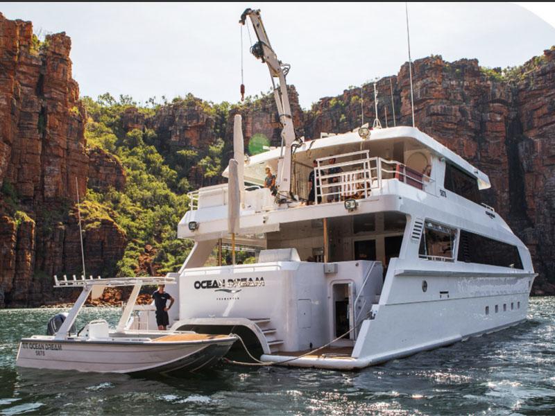 Ocean-Dream-luxury-charters-waterfalls