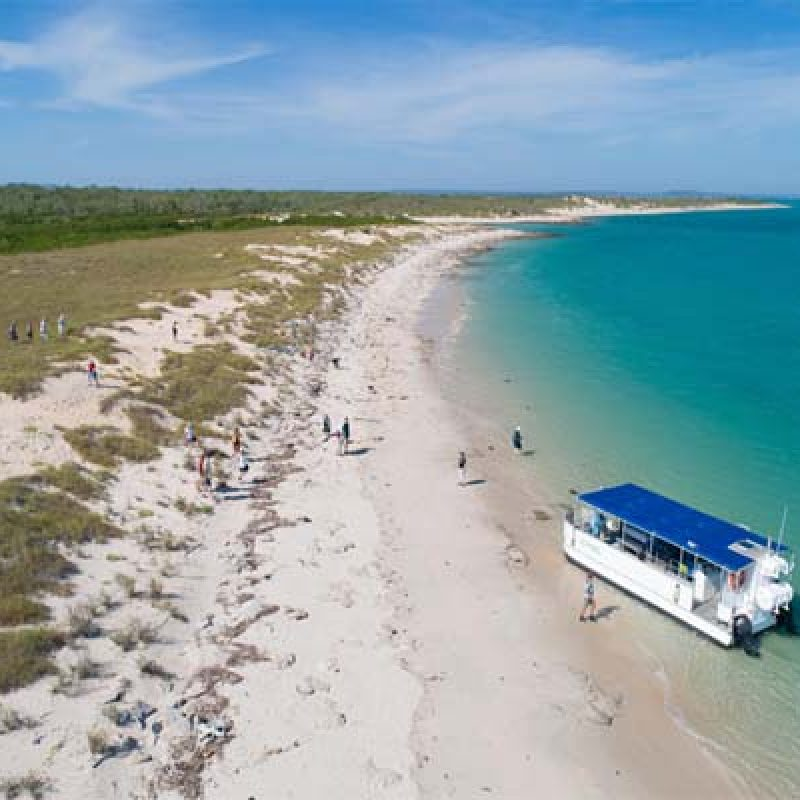 REEF PRINCE kimberley cruise dates boat
