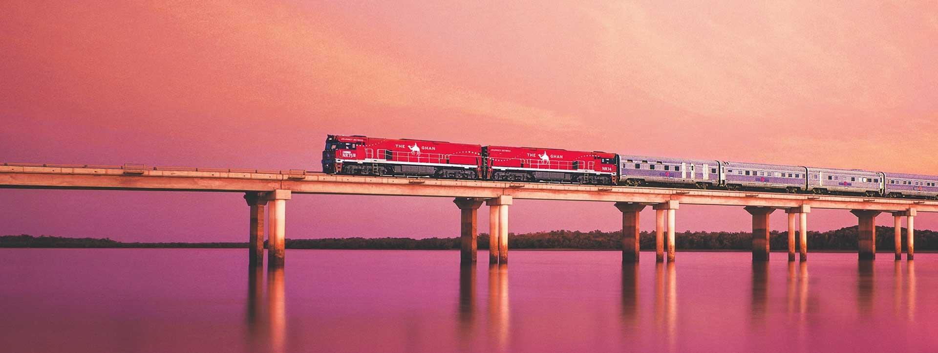 THE-GHAN-RAIL JOURNEYS slider