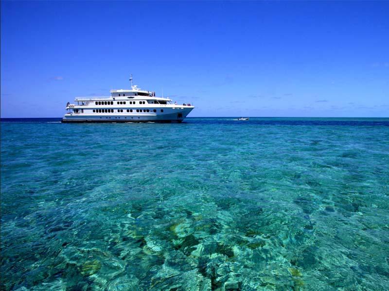 TRUE NORTH Rowley Shoals profile cruises