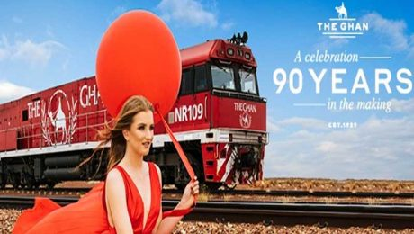 GHAN 90 YEAR ANNIVERSARY JOURNEY image