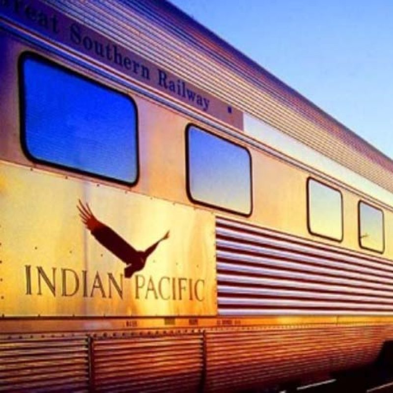 INDIAN PACIFIC PRICES box