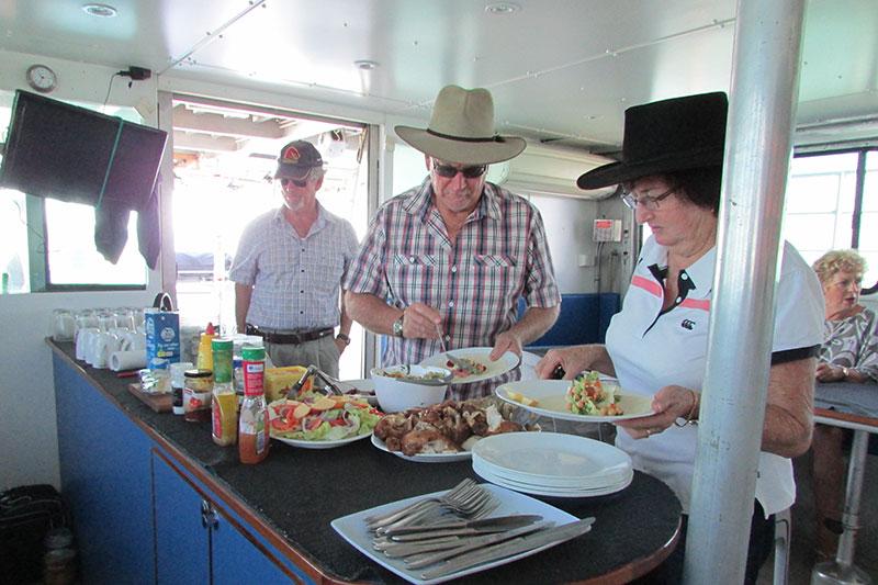 KIMBERLEY XPLORER kitchen buffet