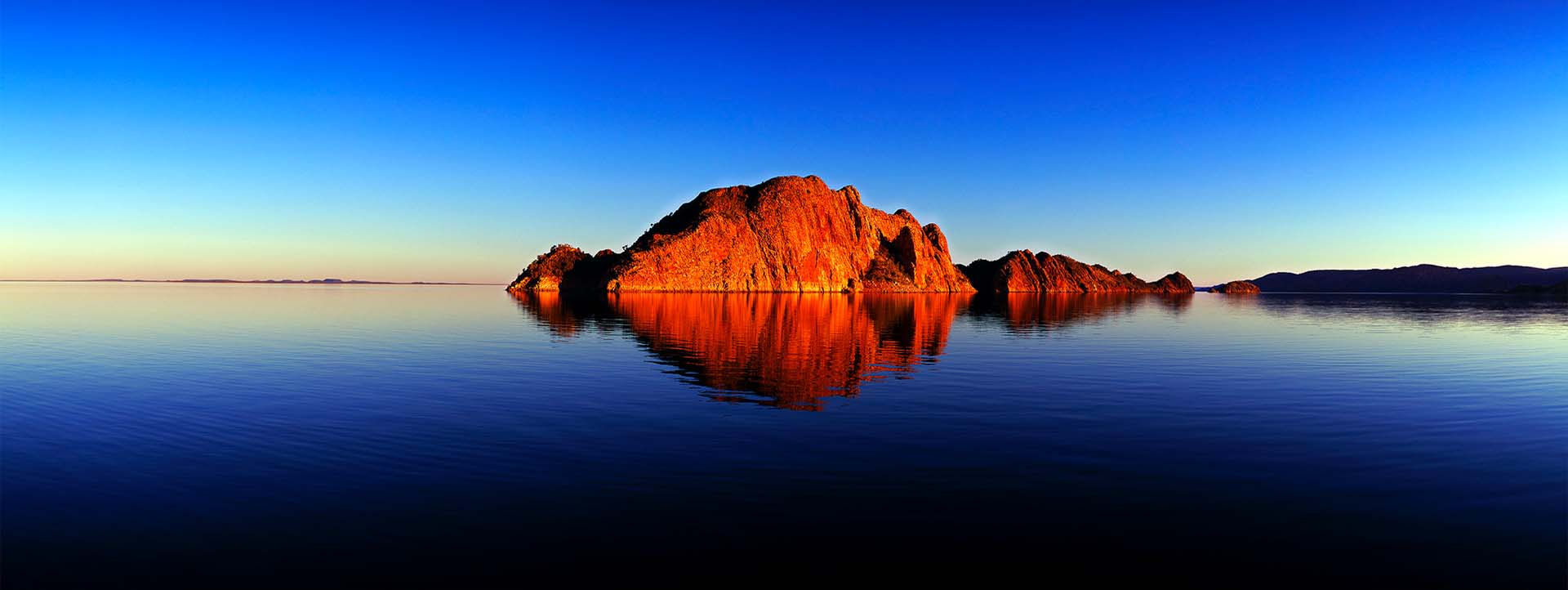 LAKE ARGYLE Berenice Carter photo