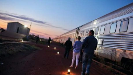 MOTOR RAIL SERVICES RESUME ON THE GHAN IN APRIL 2021
