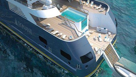 NEW PONANT CRUISE SHIP LE LAPEROUSE