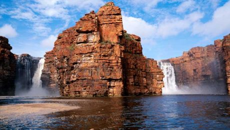 RECORD KIMBERLEY RAINFALL MEANS BEST SEASON FOR KIMBERLEY CRUISES image
