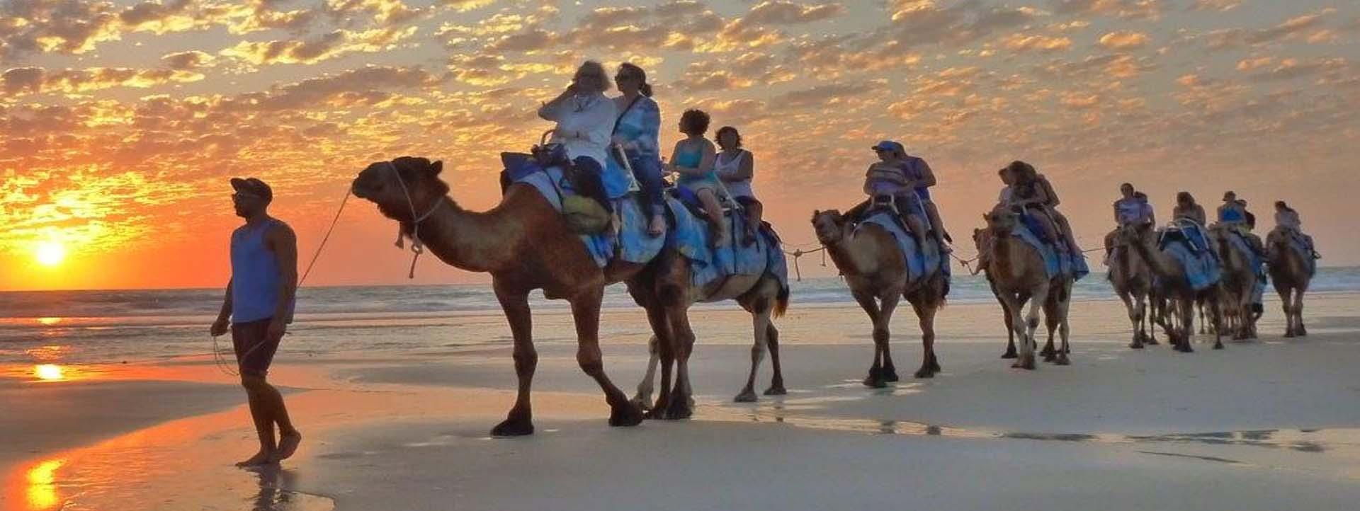 BROOME CAMEL SAFARIS slider Cable Beach