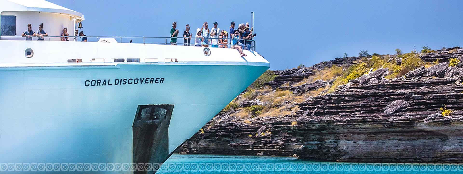 Cruise cape york and arnhem land coral discoverer