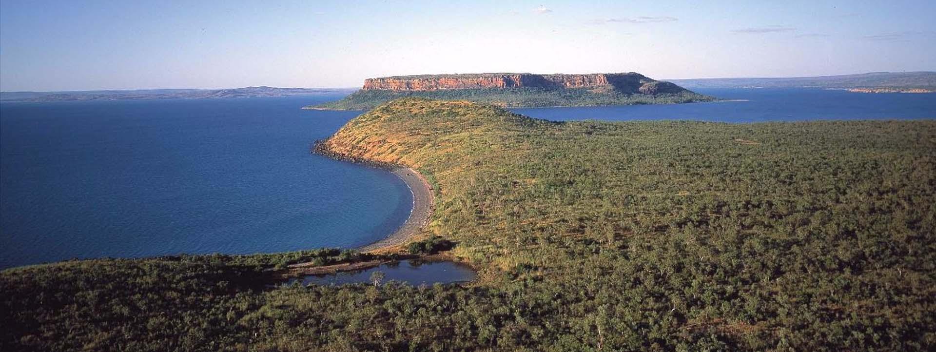 MITCHELL FALLS DISCOVERER Scenic flight tours Kununurra