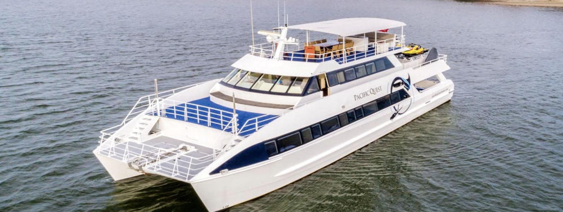 DIVERSITY III PACIFIC QUEST kimberley cruise boat 2022