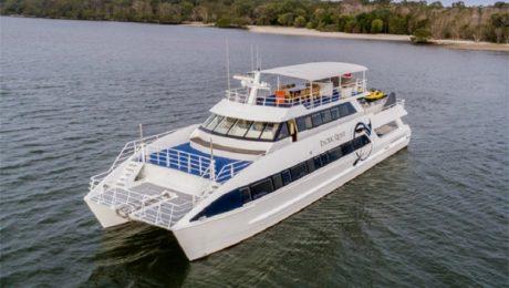 DIVERSITY III latest Kimberley cruise vessel