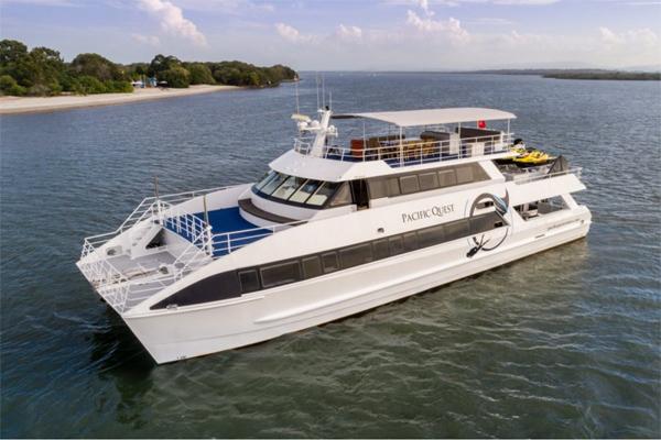 DIVERSITY III kimberley cruise boat